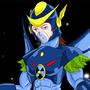 Megaman lvl 99 (mega man 2) by Kuromosomes