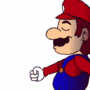 Mario Puddle Jump by PeppaDew