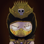 Scorpion LVL99 The King of Mortal Kombat by ElZizgador