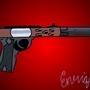 A Gun Concept - 22/45 MK IV LITE