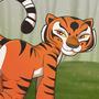 Tigress by zekromlover