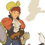 Ariesith the Half-Elf Diplomat