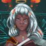Queen Kida Level Cap by artfullyorange