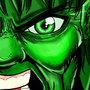 The Hulk by hagarrastamnz