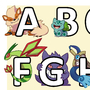 Pokemon Alphabet by LilBruno