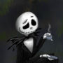 High level Jack Skellington by Yirr