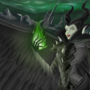 Maleficent LvL 99 by Brunown