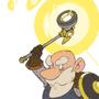Fibli the Gnomish Cleric