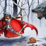 Red Riding Hood by RikNeutkens