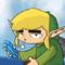 Hey...! Link...! Hey...!