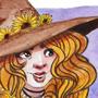 Sunflower Witch