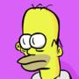 Shy Lil Homer