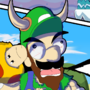 If Luigi Could Level Up - Jazza COTM May 2017 'LEVEL CAP' by JerBer7