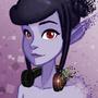 Disintegrating elf by MAR-O