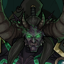 Illidan Stormrage by dragumagu