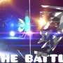 The battle by Ender-Boss
