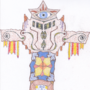 All-seeing Tassles Totem. by Nez-Man