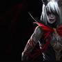 scarlet Demoness by Vorzy