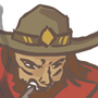 Overwatch - McCree Fanart