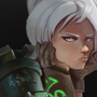 Riven piece by Pheature