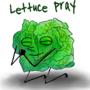 Lettuce Pray by GoldenYakStudio