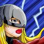 Lady Thor by hagarrastamnz
