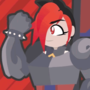 Ash the War Machine (Animated) by PenguinPotential