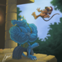 Stupid Strong Krusha by fabianlpineda