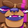 Rude Bear by RandoGW
