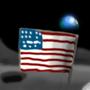 The Moon Landing by BluestoneTE