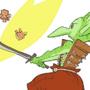 Jilk the Goblin Warrior