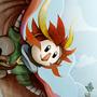 OwlBoy Fanart by Crounchann