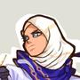 gunslinger hijab