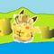 Pikachu in Dragon Ball Z