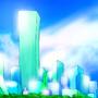 Miami Skyline by SpencerXavier