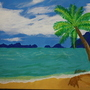 Beach by newyroung