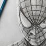Portrait Practice (Spider-Man)