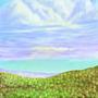 Prairie Landscape by SparrishArt