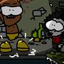 Potatoman Begins: Page 40 by ChazDude