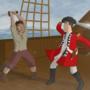 Pirate Boarding