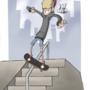 Boardslide by KYX