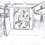 Down the hatch by Disko42