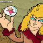 The Goblin King by yellowbouncyball