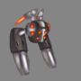 Robot CE 4 by Zanroth