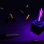 Black Light Illumination