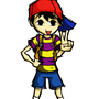 Ness, Wind Waker Style by GiyganMage