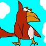 Larry the O. MR. Cardinal by Chaoslithium