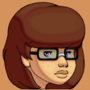 Velma Face Icon by NzopuTachiLouis