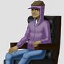 Chair by NzopuTachiLouis