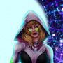 Spider Gwen by Ezlia